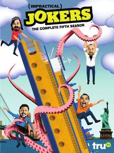 Impractical Jokers: The Complete Fifth Season [4 Discs] [DVD]