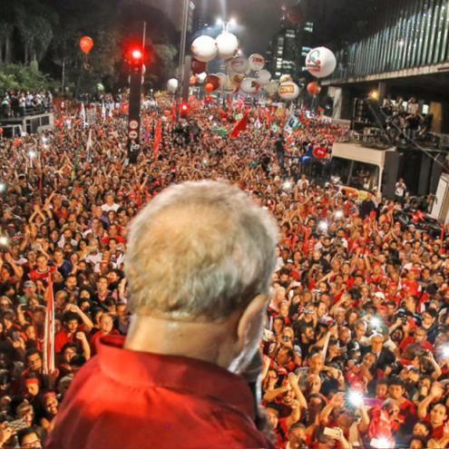Lula, o pacificador | Esquerda