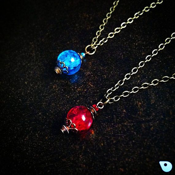 320 best lol images on pinterest birthdays livros and papercraft mana and health potion gamer necklace potion by cervelledoiseau aloadofball Choice Image