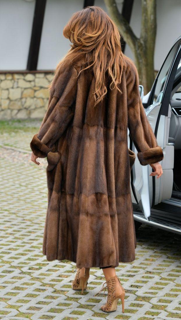mink fur long coat                                                                                                                                                                                 More
