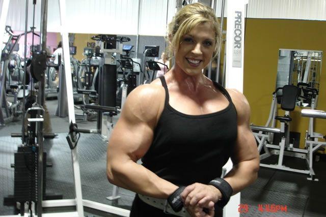 Heather Pedigo Parsons | Girl Flex