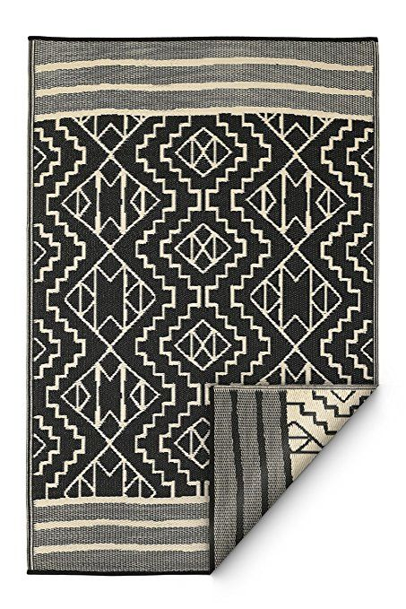 Amazon Fab Habitat Reversible Indoor Outdoor Weather Resistant Floor Mat