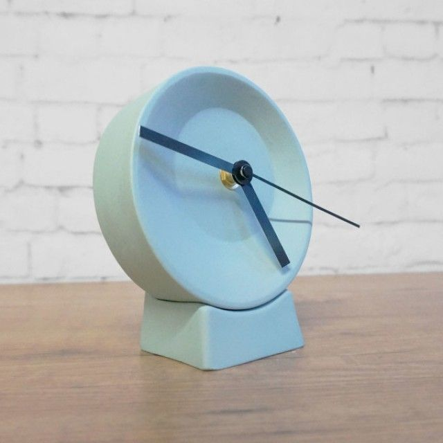 Off Center Clock By Studio Lorier on Qrator.com!