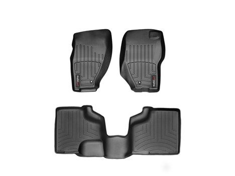 2009 Dodge Nitro   WeatherTech FloorLiner - car floor mats liner, floor tray protects and lines the floor of truck and SUV carpeting from mud, snow, water and dirt   WeatherTech.com