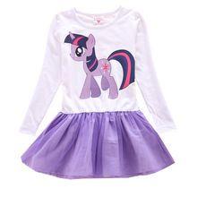 2016 Baby girl dress dzieci odzież Boże Narodzenie sukienki dla dziewczynek dzieci bawełniane ubranie dziewczyny sukienka 2-10 lat(China (Mainland))