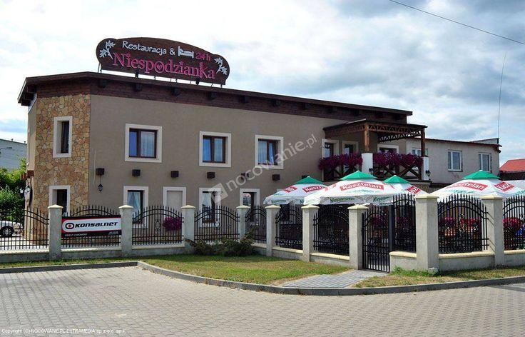 Pokoje Gościnne Niespodzianka zapraszają wszystkich do pobytu w swoim obiekcie w Głuchowie. Więcej: http://www.nocowanie.pl/noclegi/grojec/kwatery_i_pokoje/121989/ #travel