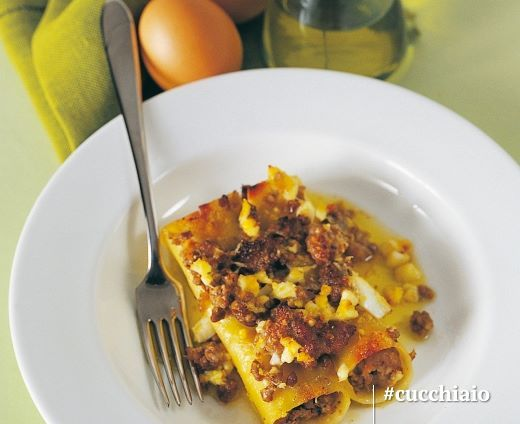 Cannelloni napoletana