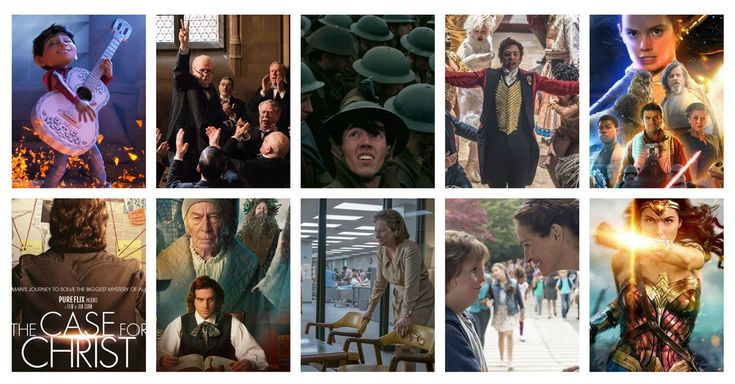 Call 2017 a year of theatrical WONDER, just when we needed it most. Let's see, both Wonder and Wonder Woman broke into our Top 10, Wonderstruck managed an Honorable Mention, and even Woody Allen's Wonder Wheel wasn't bad! And just in time, as Cros...