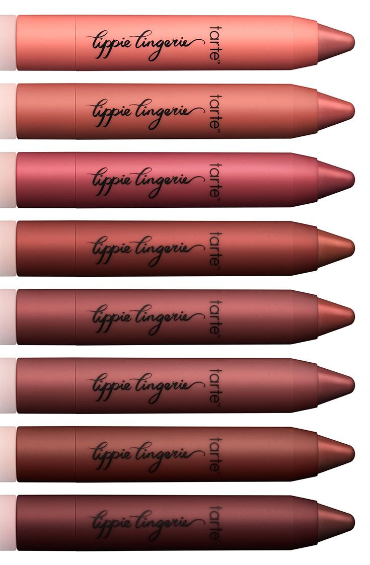 Longwearing, hydrating matte lip tints available in a range of sexy nude shades! #tartecosmetics #veganfriendly