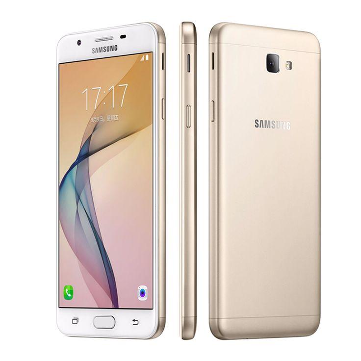"2016 New Original Samsung Galaxy On5 G5700 Cell Phone 5.0"" Dual SIM 3G RAM 32G ROM 4G LTE Android 6.0 Fingerprint Smartphone – Tylko Okazje!"