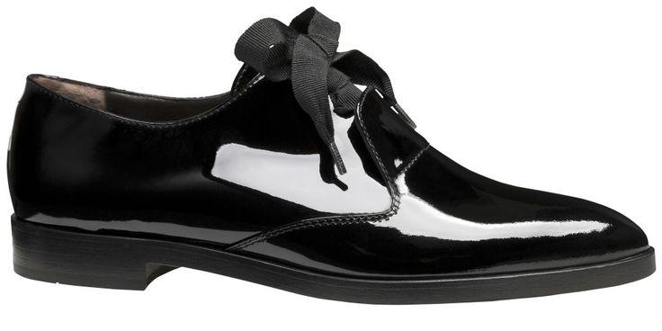 AGL shoes, $421, similar styles available at shopBAZAAR.com.