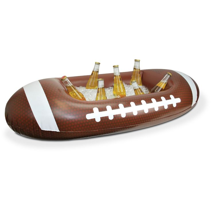 Big Mouth Toys The Football Inflatable Cooler,