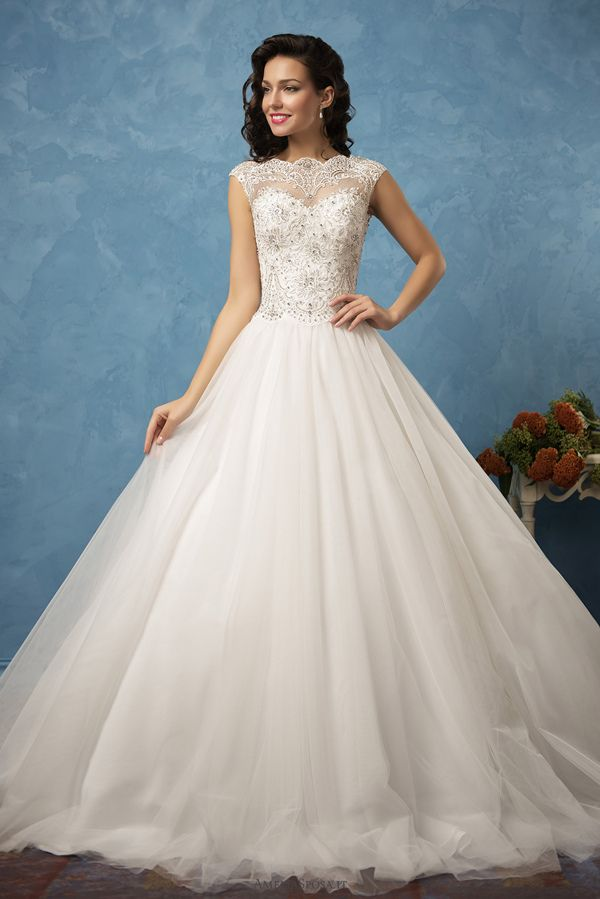 Amazing Amelia Sposa Wedding Dresses Collection