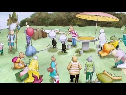 Picknick met taart : 13 afleveringen (heel leuk)
