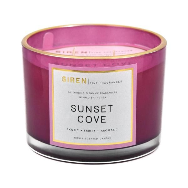 FRAGRANCE PROFILE Tropical plumeria petals infused with golden pineapple, juicy papaya and sweet guava