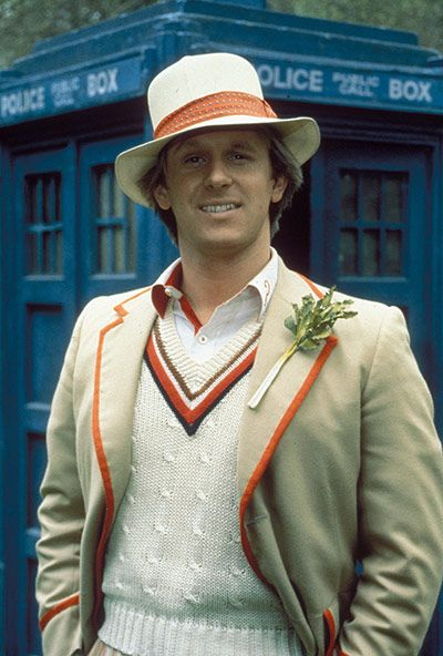 Peter Davison as Doctor Who (1981-1984)
