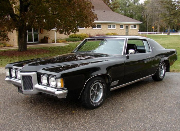 60 best Pontiac images on Pinterest   Vintage cars  Muscle cars and     1970 Pontiac Grand Prix