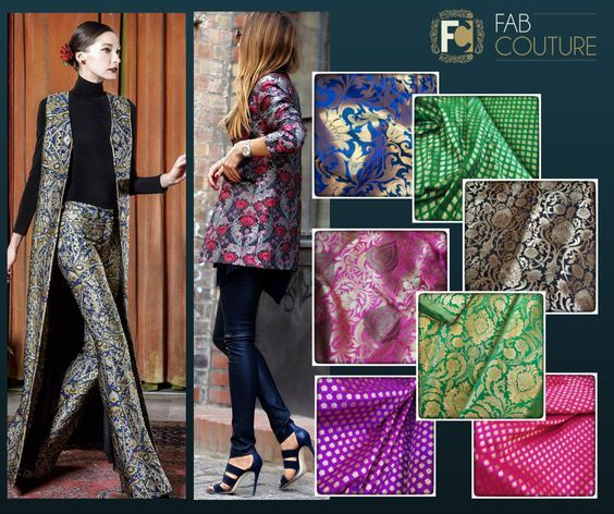 Make your own style statement with #FabCouture! #DesignerFabric at #AffordablePrices.  Buy your stock of fabric from: https://fabcouture.in/ #Brocades #DesignerDresses #Fabric #Fashion #DesignerWear #ModernWomen #DesiLook #Embroidered #WeddingFashion #EthnicAttire #WesternLook #affordablefashion #GreatDesignsStartwithGreatFabrics #LightnBrightColors #StandApartfromtheCrowd #EmbroideredFabrics