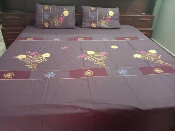 Designer Double Bed Linen Set Bed Linen Sets Double Bed Linen Linen Bedding
