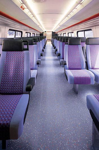Maryland Transportation Authority (MTA), USA: nora rubber flooring norament® 925 lago to enhance interior aesthetics and maintainability. |  nora Rubber Flooring Systems