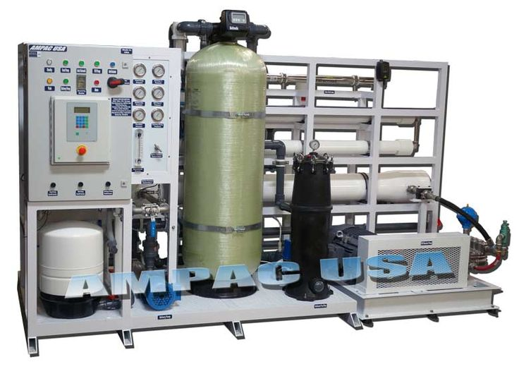 Seawater Desalination Watermaker