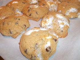 mores cookies (whole wheat) | F O O D I E | Pinterest