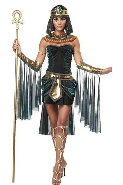 cleopatra egyptian goddess costume dress