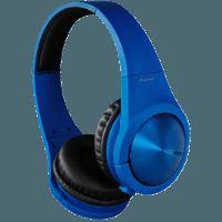 Pioneer - SE MX7 L iPhone Android Uyumlu 102 dB 1000 mW Mikrofonlu Kumandalı Kulak Üstü Kulaklık Mat Mavi