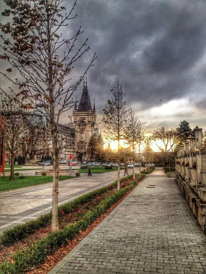 #Iasi - the #Palace of #Culture