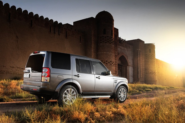 Dream.Land Rover Discovery 4