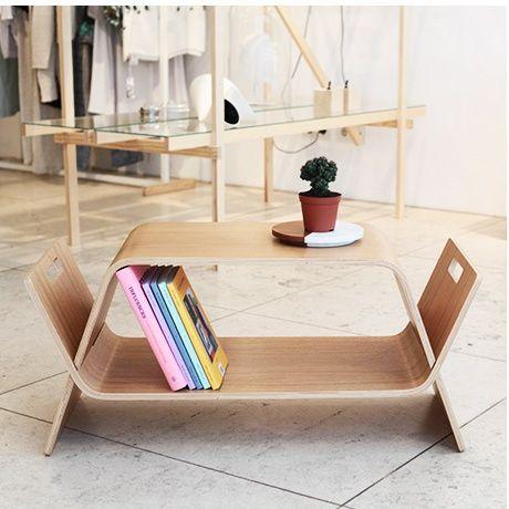 Embrace Table by John Green Design | MONOQI #bestofdesign