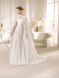 "San Patrick ""In Stock"" Wedding Dress - Style Azuaga    overall look is sweet"
