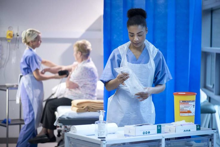Hospitals depend on staff from abroad as one in four