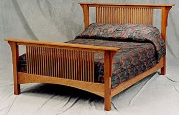 Craftsman Bed