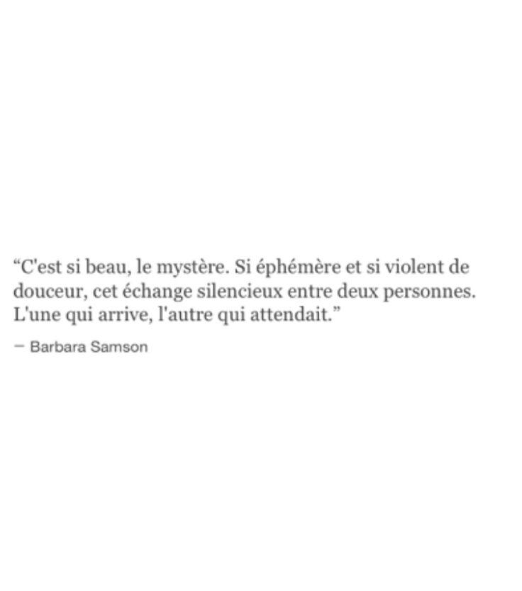Citation poétique...