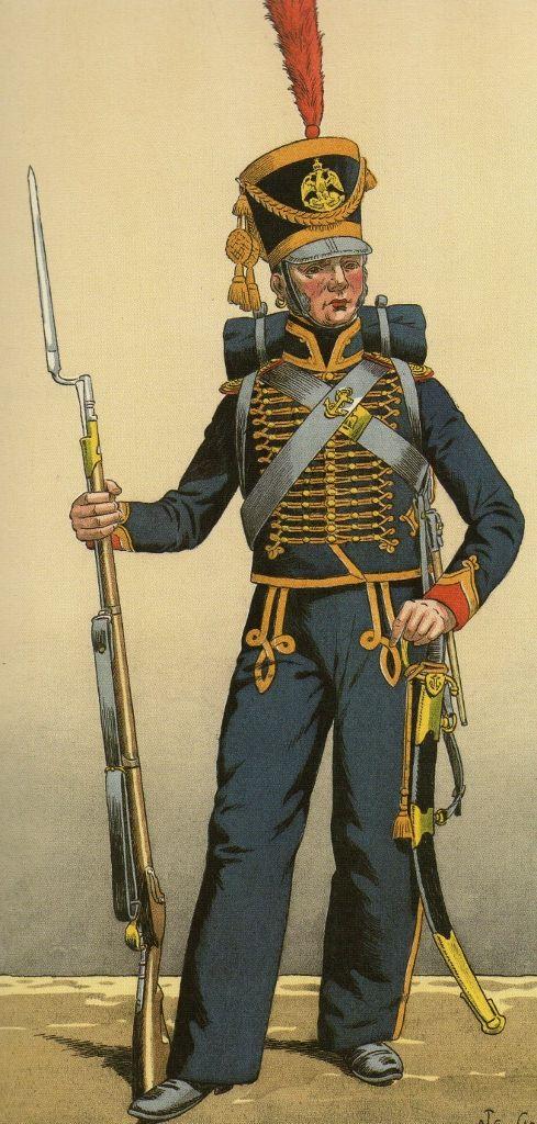 Marine de la Garde, by Goichon.
