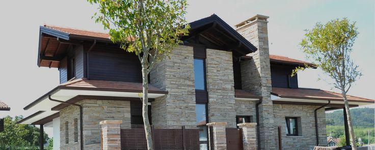 1000 images about ideas para el hogar on pinterest - Porches de casas ...