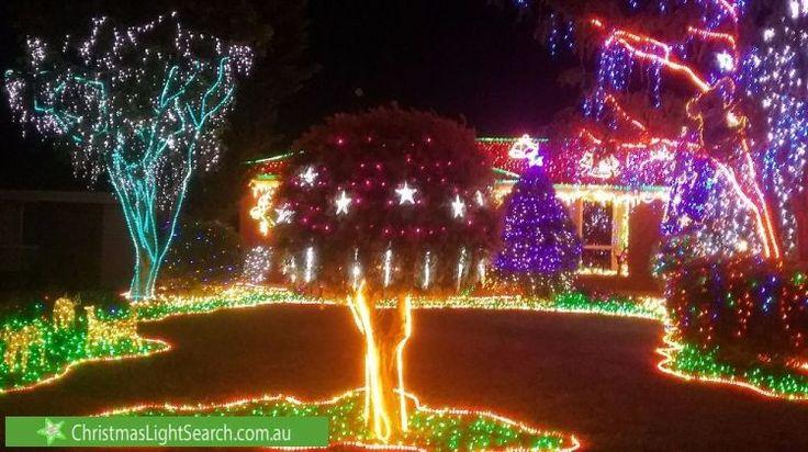 Christmas Lights in Morphett Vale, SA. http://xmaslights.co/morphettva