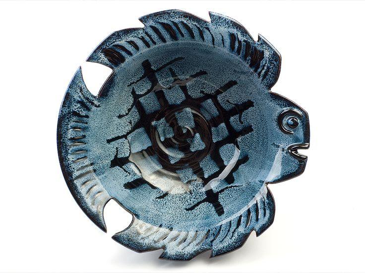 Finished fish bowl
