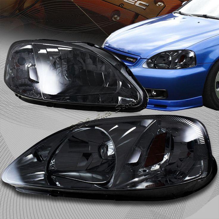 Honda Vehicle Headlights : The best honda civic headlights ideas on pinterest