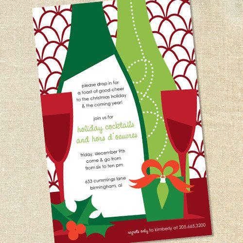 Best 25 Christmas invitation wording ideas on Pinterest