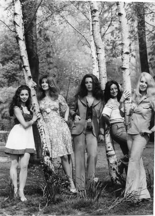 Pans People. Top the pops, that was me sorted for Thursday nights back in the 70's and 80's . .
