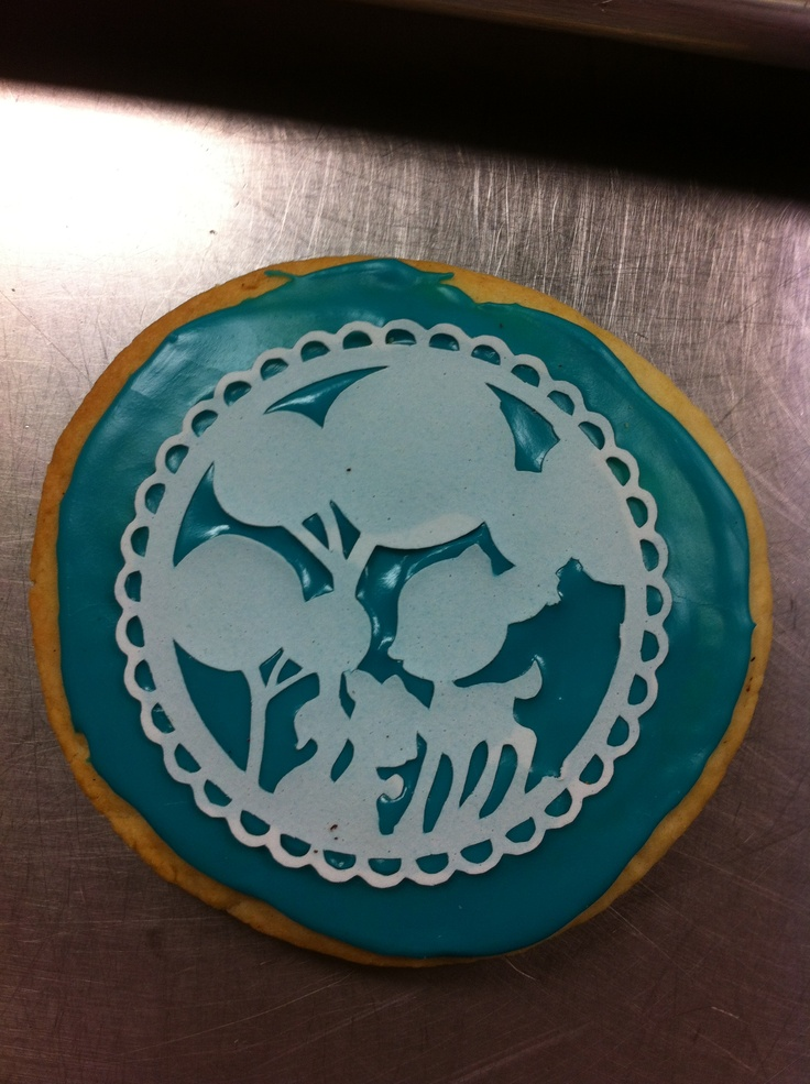 Edible art by The Texas Pie Company