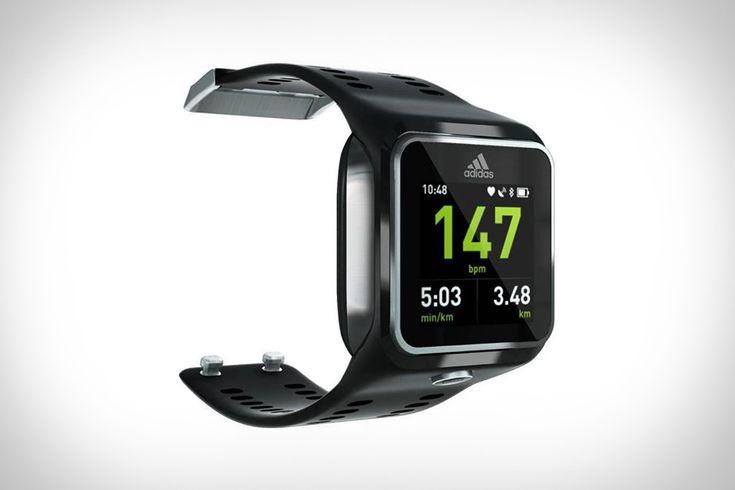 New Details About The Adidas miCoach Smart Run Watch - http://www.crunchwear.com/new-details-adidas-micoach-smart-run-watch/