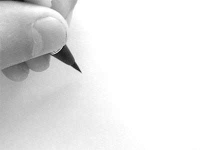 Charlotte Lettering [GIF] by Matt Vergotis