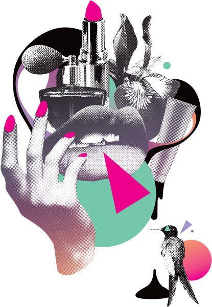 pinks n greens: Revenge, Sweet, Tees Search, Study Graphics, Art Design, Posts, Graphics Design, Fashion Illustrations