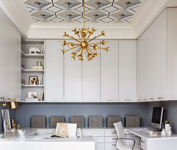 Amazing contemporary home office
