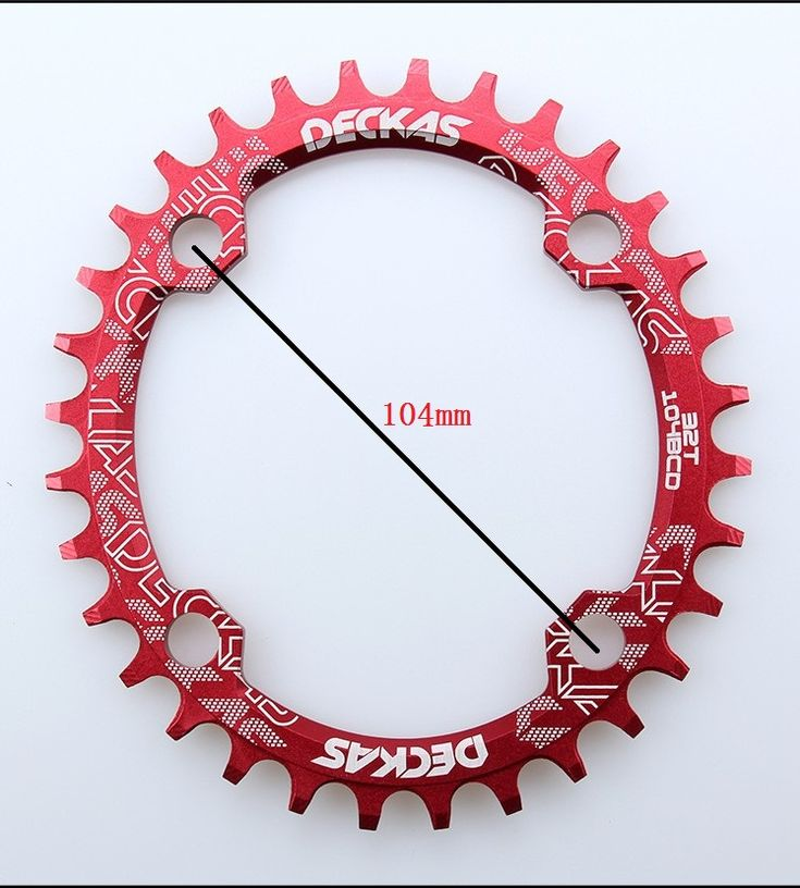Oval chainring BCD104mm 32T 34 36 38 for cycling chain ring MTB bicycle crankset  plato de la bicicleta ovalado //Price: $54.95 & FREE Shipping //     #hashtag2