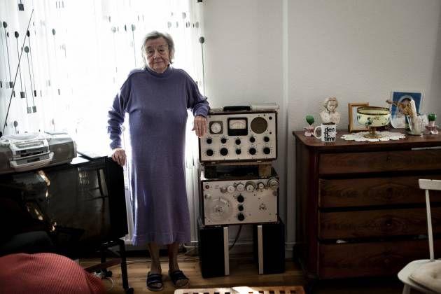 Pioner. »Hun brød med normerne, når hun ikke var interesseret i at være en god husmor«, forfatter Andrea Bak om komponisten Else Maria Pade. - Foto: LIV HØYBYE (arkiv)