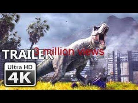 JURASSIC WORLD Evolution Trailer (Gamescom 2017) Xbox One X, new vedeo g...